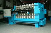 污水处理压滤机框架变形的维修方法