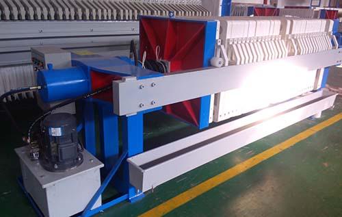 不锈钢压滤机5大技术优点