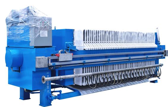 800型隔膜压滤机