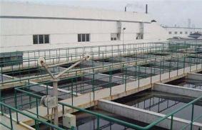 石墨污水处理工艺流程