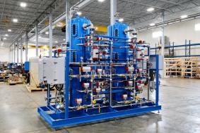 纯水反渗透超滤RO自动净化水处理设备