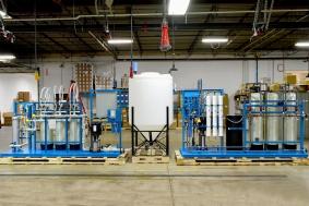 植物热敏性物质提取用水处理设备